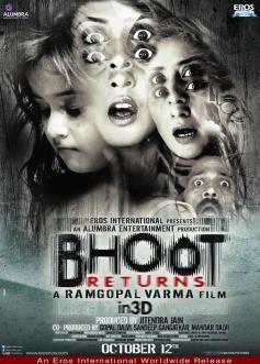 Bhoot Returns Brand New Poster