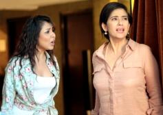 Madhu Shalini and Manisha Koirala