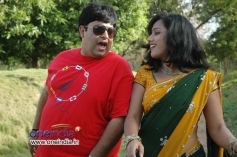 Krishnudu and Sravani