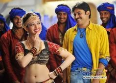 Tamannaah & Pawan Kalyan