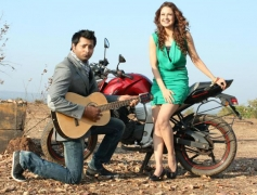 Bhoop Yaduvanshi and Yuvika Chaudhary