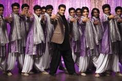Salman Khan in Preity's Ishkq In Paris