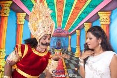 Vijay and Dr Bharathi