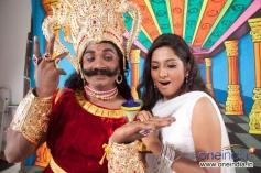 Vijay, Dr Bharathi