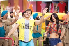 Vivek Oberai and Mallika Sherawat