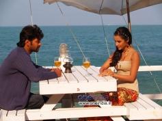 Priya Anand and Jai in Live Movie