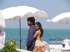 Priya Anand with Jai