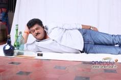Jaggesh in Kannada Film Manjunatha BA LLB
