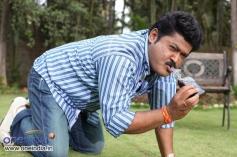 Jaggesh in Kannada Movie Manjunatha BA LLB