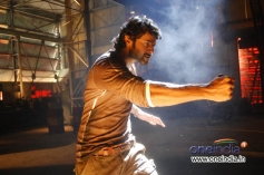 Prabhas in Action
