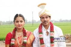 Anushka Shetty with Vikram