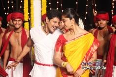 Anushka Shetty and Vikram