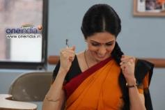 Sridevi comeback movie Aangilam Vaangilam