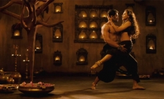 Rani Mukerji Crazy Moves on Prithviraj