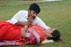 Bhuvana Kaadu Movie Romance Stills