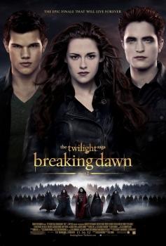 Breaking Dawn - Part 2 Poster