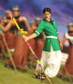 Pawan Kalyan in Cameraman Ganga Tho Rambabu