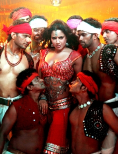 Sameera Reddy Still From Kundha Kho Song
