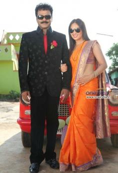 Rockline Venkatesh, Nishita Patel