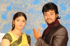 Aishwarya with Harish Gowtham