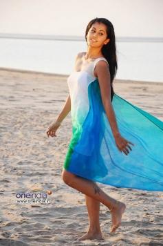 Taapsee Pannu Beach Photoshoot