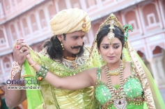 Darshan and Nikita Thukral