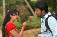 Aindrita Ray with Santan Bhagyaraj