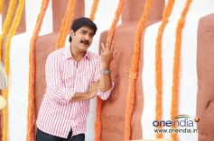 Sri kanth in Lucky Movie