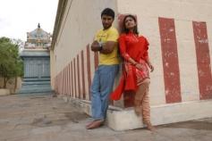 Sivaji and Mithra Kurian