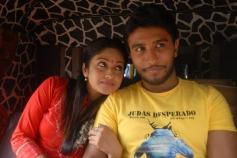 Mithra Kurian and Sivaji