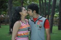 Neengatha Ennam Romance Photos