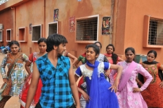 Telugu Movie Railway Station Images
