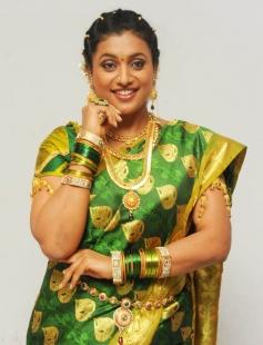 Actress Roja