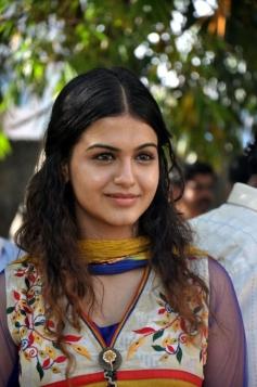 Actress Shubha Phutela