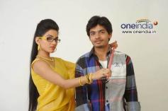 Aryaman, Kavya Singh in Sorry Teacher
