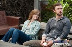 Amy Adams and Justin Timberlake