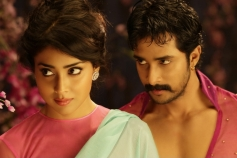 Shriya Saran and Prem Kumar