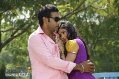 Telugu Movie Choodalani Cheppalani Stills