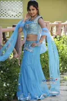 Actress Madhavi Latha