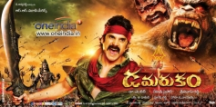 Hero Nagarjuna in Damarukam Latest Wallpapers