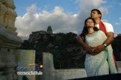 Raghu Mukherjee and Priyanka Kothari in Dandupalyam Movie