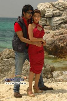 Upcoming Telugu Movie Enduko Nachav Pics