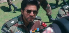 SRK as Major Samar Anand