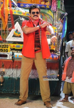 Venkatesh in Item Song