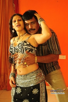 Telugu Movie O Aunty Katha Spicy Stills