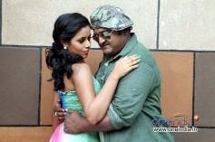 Poorna and Komal Kumar