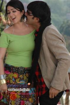 Srikanth and Charmi Kaur