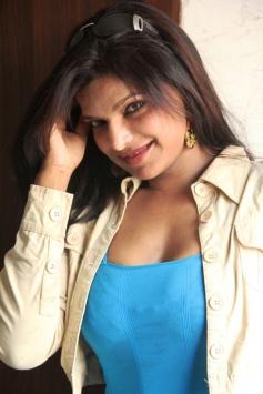 Actress Shalini Naidu