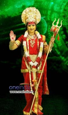 Meena as Sri Vasavi Vaibhavam