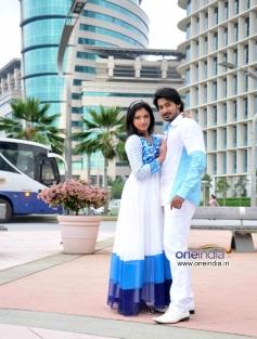 Haripriya and Prajwal Devaraj